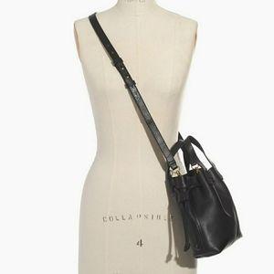 New Madewell Small Crossbody Black Bag